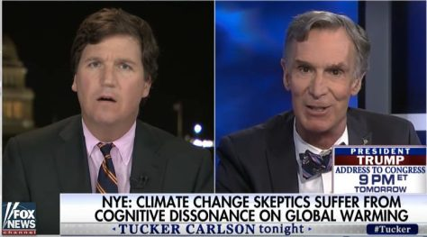 When dealing with a naturalist fundamentalist, make the Tucker Carlson face