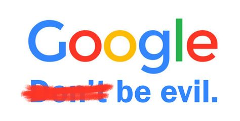 Google's new motto