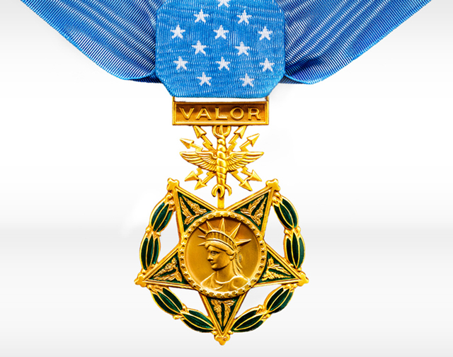 Air Force Technical Sergeant John A. Chapman Awarded The