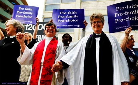 United Methodist women clergy declare support for abortion
