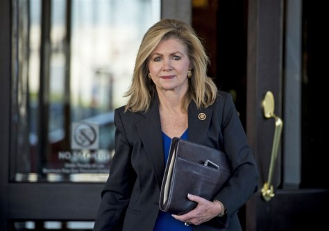 Conservative Marsha Blackburn is running for Senate in Tennessee