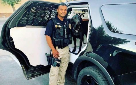 California Police Officer Ronil Singh