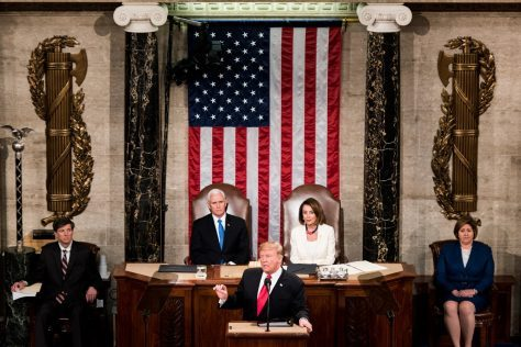 Trump State of the Union SOTU 2020