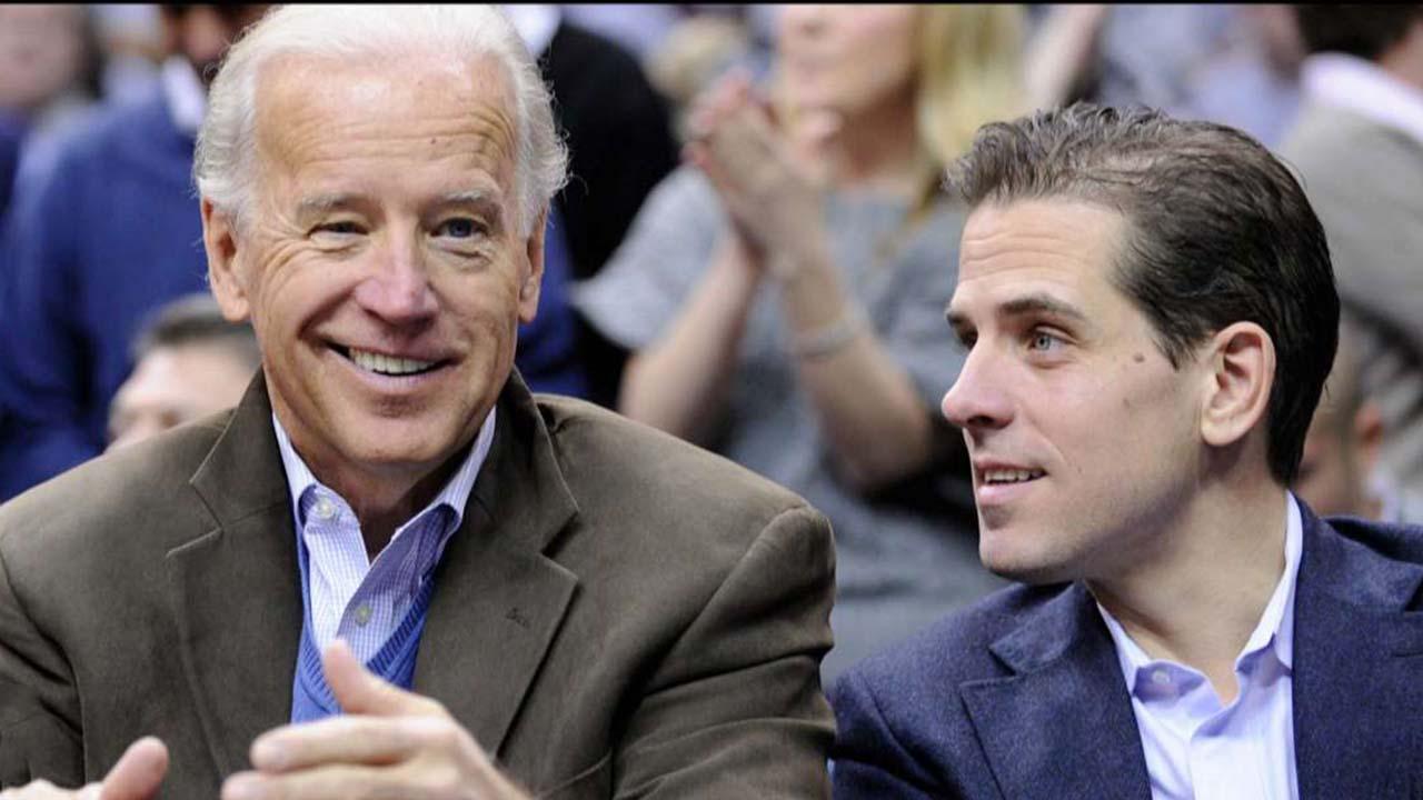 Did Joe Biden collect foreign cash through his son Hunter Biden?