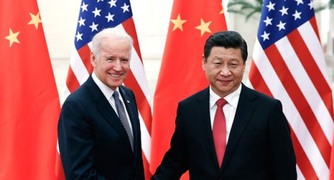Joe Biden will not stand up to China if elected president