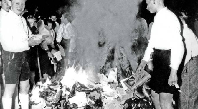 Book Burning Amazon