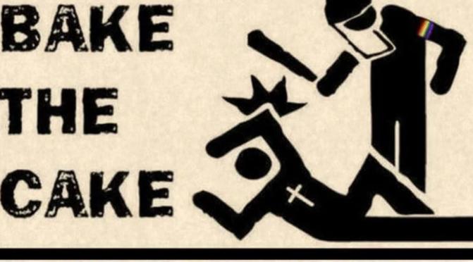 Bake The Cake Christian LGBT