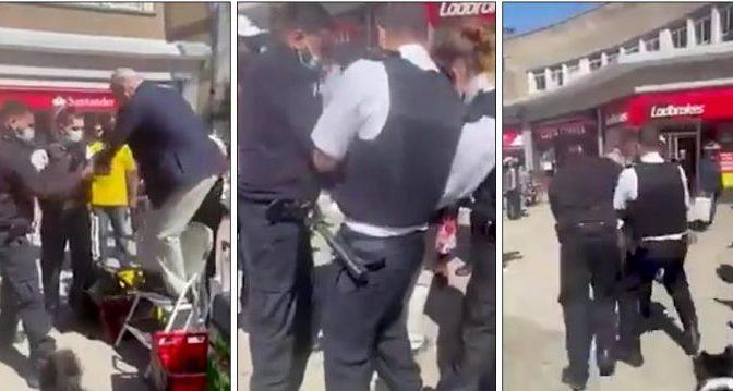 UK Police Arrest Pastor