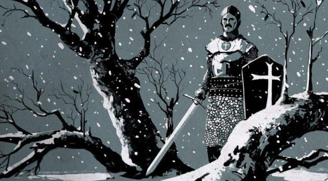 wintery knight