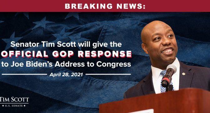 Tim Scott SOTU Response