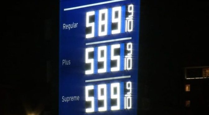 Biden Gas Prices California